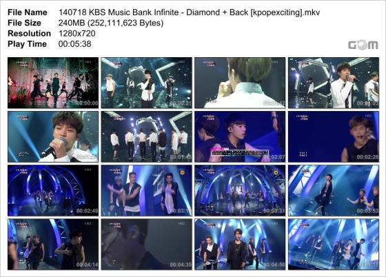140718 KBS Music Bank Infinite - Diamond + Back [kpopexciting]_Snapshot